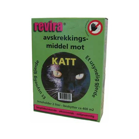 Avskrekking «Revira» for katt